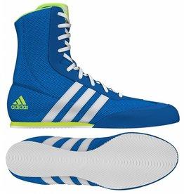 """ADIDAS Adidas Boxschuhe """"Box Hog 2"""" - Blau/Weiß"""