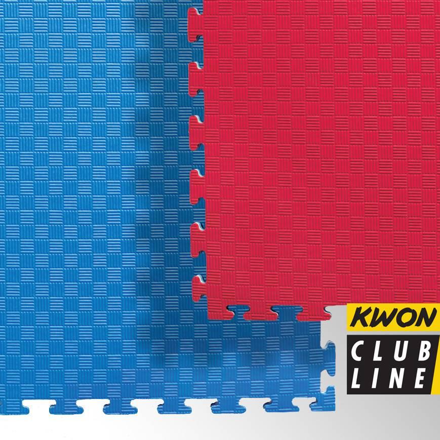 KWON Clubline KWON Clubline Steckmatte Wendematte Judomatte