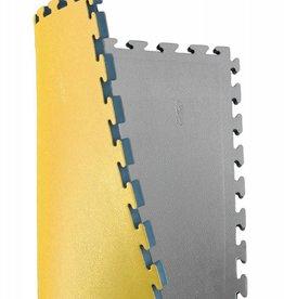 KWON KWON Steckmatte Wendematte anthrazit/gelb