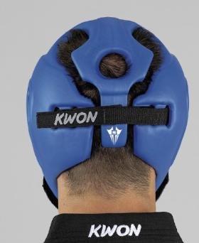 KWON Shocklite Kopfschutz CE in Rot