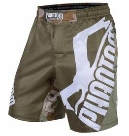 "Phantom Athletics Fightshorts ""STORM Warfare"" - Woodland Camo"