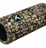 TRIGGER POINT Foamroller Fazienrolle The Grid Camouflage, 33 cm Länge
