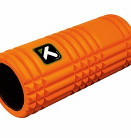 TRIGGER POINT Foamroller The Grid, 33 cm - Orange