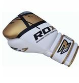 RDX Boxhandschuhe QUADRO-DOME Fitness - Gold
