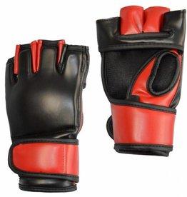 PHOENIX MMA-Handschutz PU schwarz-rot