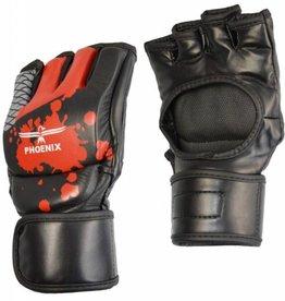 PHOENIX MMA Handschuhe ADVANCE rot