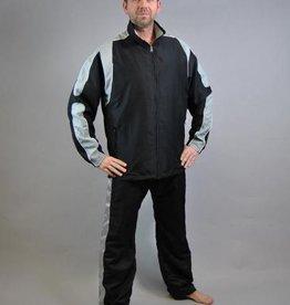 PHOENIX Trainingsjacke schwarz-grau
