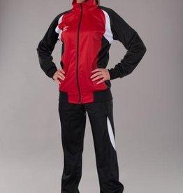 PHOENIX Trainingsanzug Jacke rot-schwarz