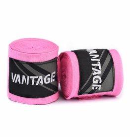 """VANTAGE Hand Bandagen """"Combat"""" - Pink"""