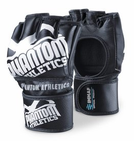 "Phantom Athletics MMA Handschuhe  ""Blackout"" - IMMAF"