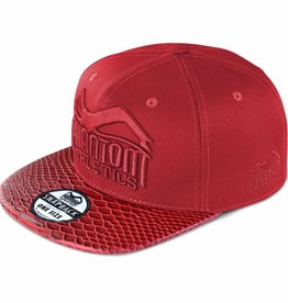 "Phantom Athletics Cap ""Team"" Red Croco"