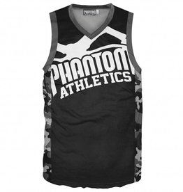 "Phantom Athletics Tank Top ""EVO Supporter 2.0"" - Schwarz/Camo"