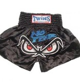 TWINS Thaibox Shorts Hose schwarz NO FEAR