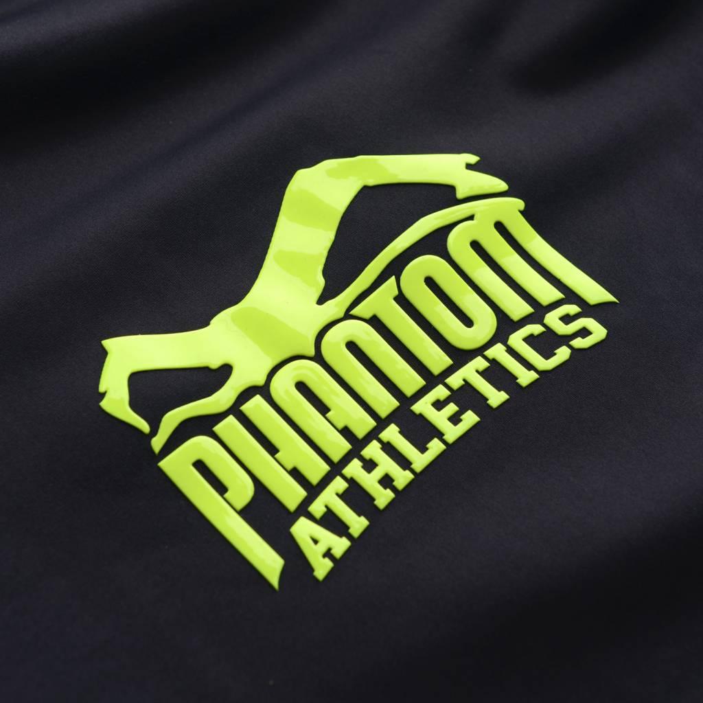 "Phantom Athletics Rashguard ""STORM Nitro"" - Neon - Langarm"