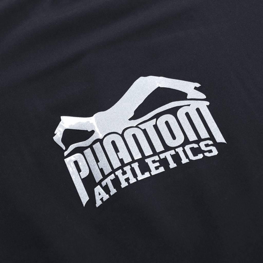 "Phantom Athletics Rashguard ""STORM Nitro"" - Schwarz/Grau - Langarm"