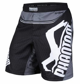 "Phantom Athletics MMA Shorts Fightshorts ""STORM Nitro"" - schwarz/grau"