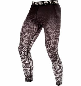 "VENUM Compression Leggings ""Tropical"" - schwarz/grau"