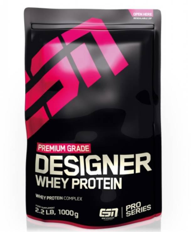ESN ESN Designer Whey Protein, 1000 g Beutel