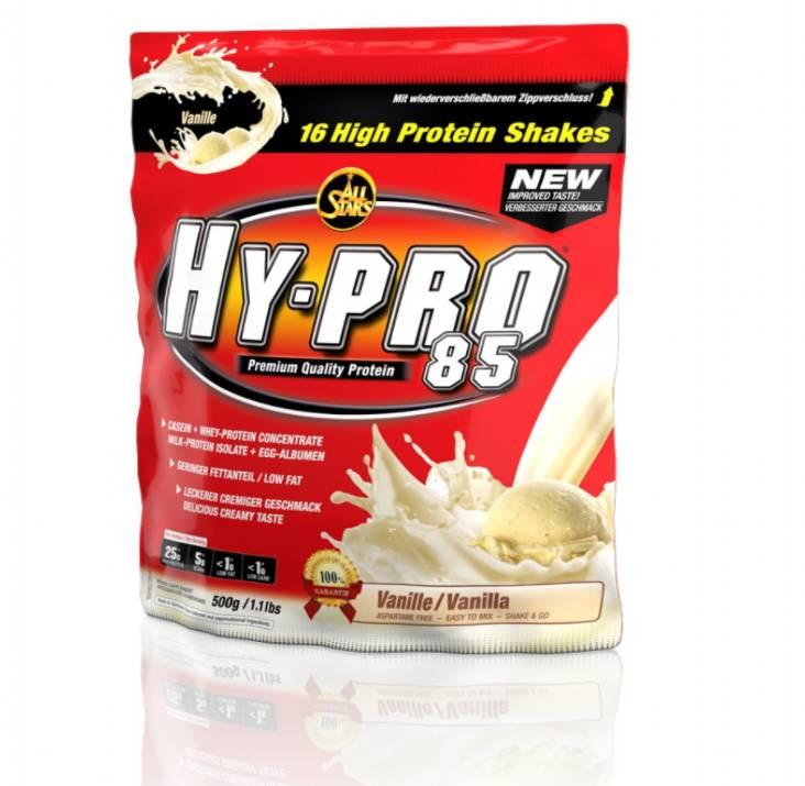 All Stars All Stars Hy-Pro 85, 500g Beutel Proteine Eiweißshake