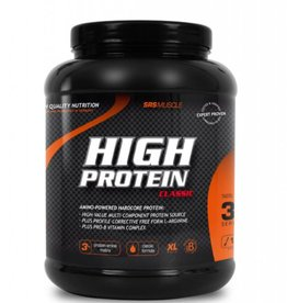 SRS MUSCLE SRS High Protein, 1000 g Dose