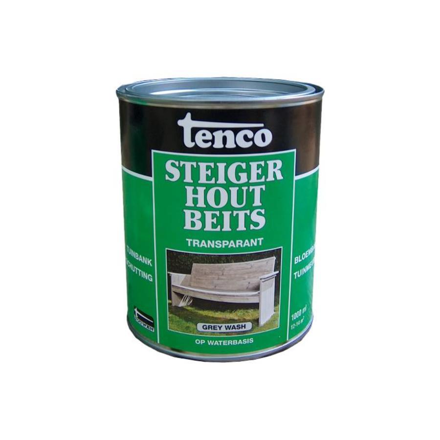 Tenco steigerhoutbeits - Greywash, Whitewash of Blackwash