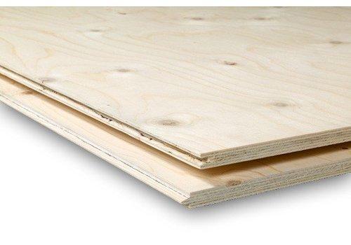 Underlayment plaat 1.8 x 122 x 244 cm