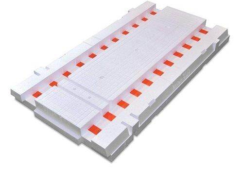 Isobouw Powerkist Bodemplaat 30 cm breed