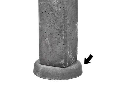 Wegzakpreventie / steltegel beton - 25 x 5 cm