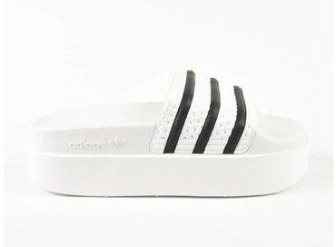 Adilette Bold W Off white/Off White/Core Black S75214