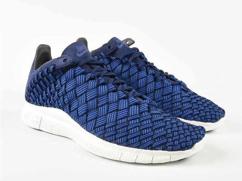 Free Inneva Woven Fountain Blue/Summit White 579916 402