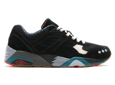 Puma R698 X Alife BLACK Black/Glacier Gray 360827 01