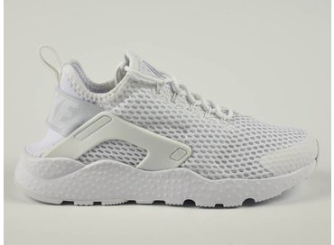 Air Huarache Run Ultra BR White/White-Pure Platinum 833292 100