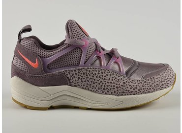 W Air Huarache Light PRM Plum Fog/Bright Mango 819011 500