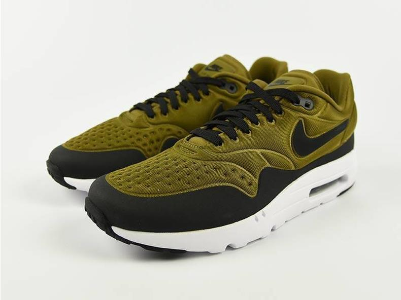 Air Max 1 Ultra SE Olive/Black Olive-White 845038 300