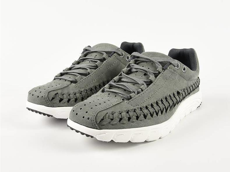 Mayfly Woven Tumbled Grey/Anthracite-Summit White 833132-002