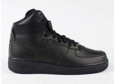 Air Force 1 High '07 Black/Black 315121 032