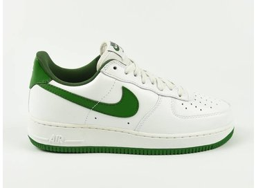 Nike Air Force 1 Low Retro Summit White/Forest Green 845053 101