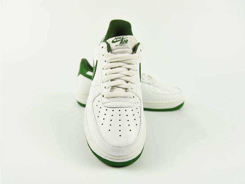 Air Force 1 Low Retro Summit White/Forest Green 845053 101