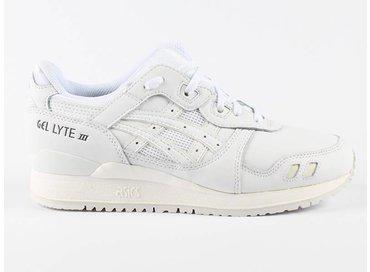 ASICS Gel Lyte III White/White H534L-0101