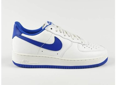 Nike Air Force 1 Low Retro Summit White/Game Royal 845053 102