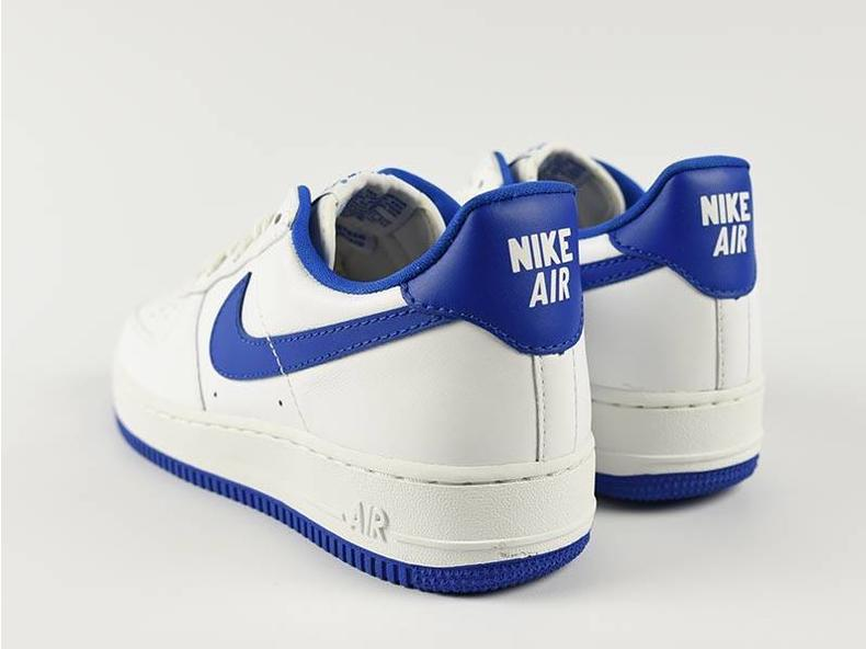 Air Force 1 Low Retro Summit White/Game Royal 845053 102