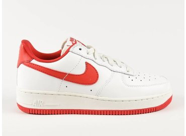 Nike Air Force 1 Low Retro White/Red 845053 100