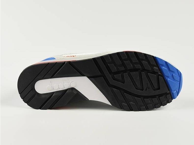 S8000 NYL ITA White/Micro Blue