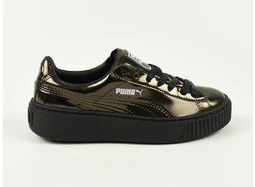 Basket Platform Metallic Black/Black 36233900 03