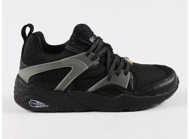 Puma Blaze Of Glory Leather Black 358818 01