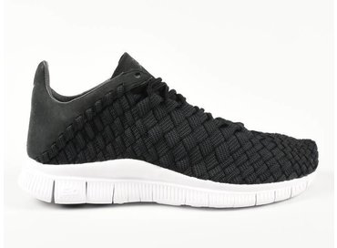 Nike Free Inneva Woven Black/Anthracite/Summit White 579916 010