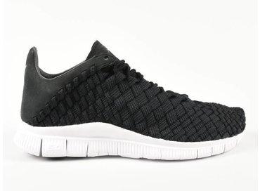 Nike Free Inneva Woven Black/Anthracite/Summit White 579916 010