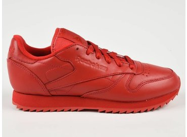 Reebok Classic Leather Ripple Mono Scarlet AR2349