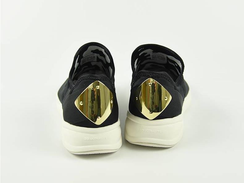 Furylite Slip On Leo Black/Chalk/Gold AR2716