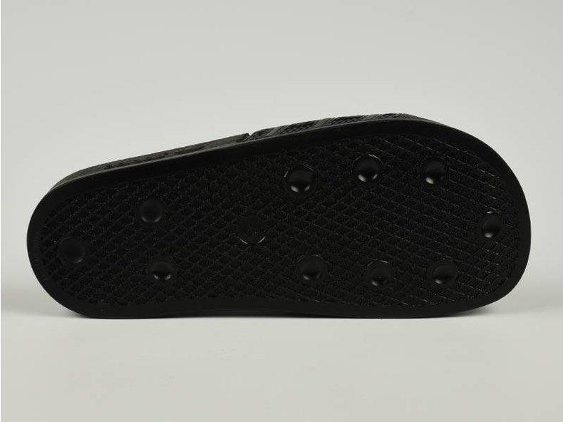 Adilette Core Black/Core Black/White S78689